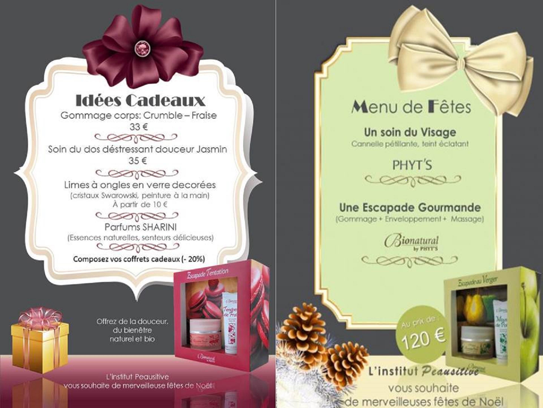 Cadeaux et soins Noell 2016grand